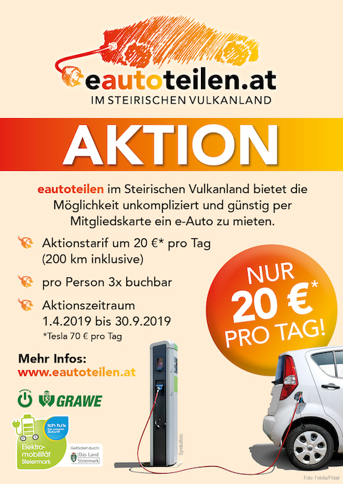 eautoteilen.at Aktion